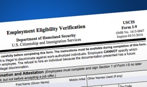 I-9 Employment Eligibility Verification Form: Compliance – The Cost of Saving