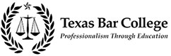 Texas Bar College badge